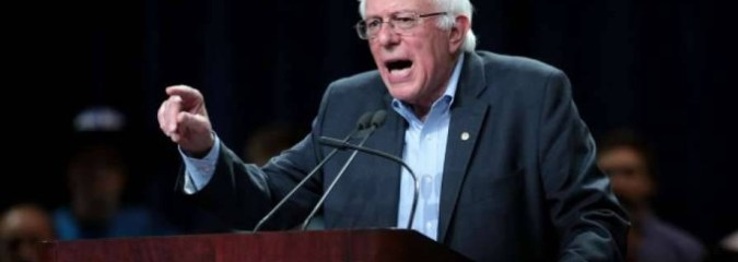 Because 'Corporate Media Ignores Rise of Oligarchy,' Sanders Says Rest of Us Must Fill the Void