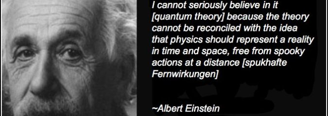 Einstein's 'Spooky Action at a Distance' Goes Massive
