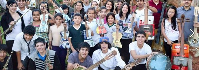 "Award Winning Documentary ""Landfill Harmonic"" Celebrates Earth Day in the Classroom"