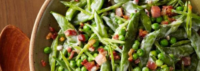 Pass the Peas Please — 5 Super Simple, Light And Sensational Spring Recipes
