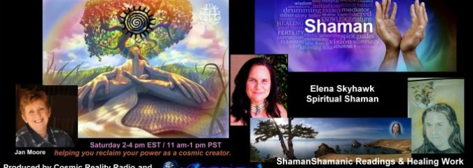 A Shaman's Journey with Elena Skyhawk [Video]