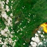 Satellite Images Show The Massive Lava Flow From Hawaii's Kilauea Volcano From Space