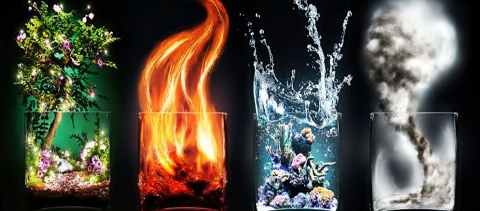 Elemental Education: What We Can Learn From the Balance of Earth, Air, Fire & Water