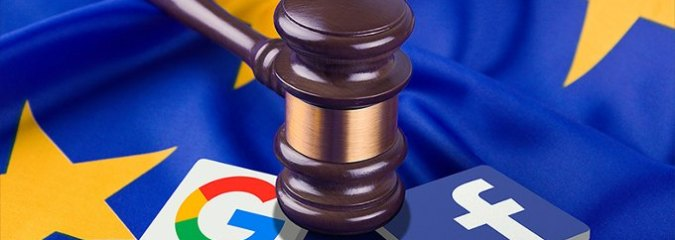 As New Privacy Rules Hit Europe, Google and Facebook Hit With $8.8 Billion in Lawsuits