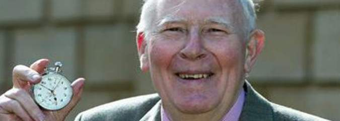 The Legacy of Roger Bannister, First To Run A Mile in Under 4 Minutes