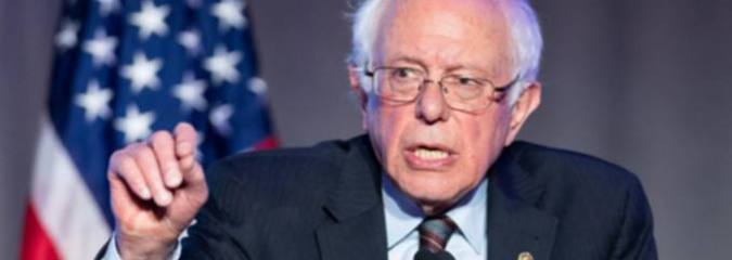 Bernie Sanders: We Must End Global Oligarchy