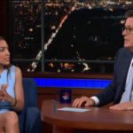 Alexandria Ocasio-Cortez Explains to Colbert What a 'Moral' Economy Would Look Like