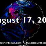 Big Earthquakes at Volcanos, Deadly Flooding, Inside-Out Nebula | S0 News Aug.17, 2018
