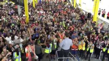 This Is What It Looks and Sounds Like When Thousands of Amazon Workers Learn They Just Won $15 an Hour