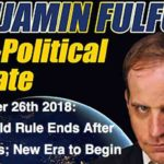 Benjamin Fulford — November 26th 2018: Rothschild Rule Ends After 250 Years; New Era to Begin