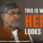 This Is What A Hero Looks Like: Nobel Peace Laureate Kailash Satyarthi   Interview with Jay Shetty