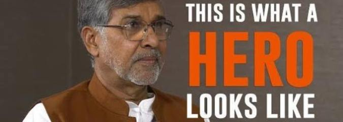This Is What A Hero Looks Like: Nobel Peace Laureate Kailash Satyarthi | Interview with Jay Shetty