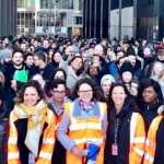 #GoogleWalkout: Workers Worldwide Leave Their Desks to Demand End to Sexual Harassment and Inequity