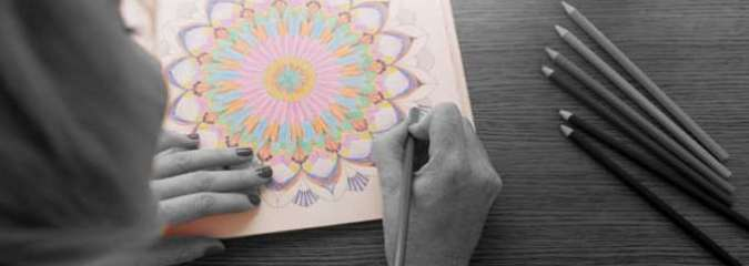 "Psychologists Explain How ""Adult Coloring"" Is The Best Alternative to Meditation"