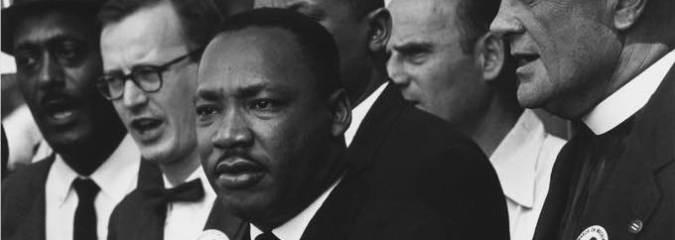 "MLK's Vision Is Still Defiant – He Was ""a Bridge Builder, Not a Wall Builder"""