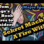"""Overview of """"Sekret Machines: A Fire Within"""": Secret Space Program Disclosure and Everything You Need to Know – Tom Delonge's Newest Book"""