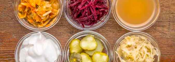 Dr. Mercola: Fermented Foods Top the Superfoods List