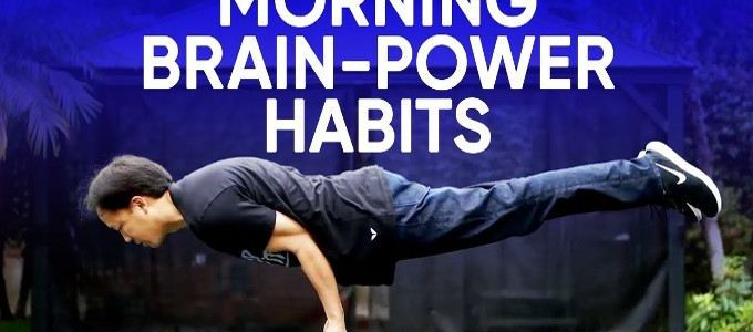 10 Morning Habits Geniuses Use To Jump Start Their Brain | Jim Kwik