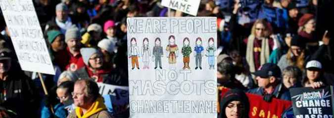 Maine Becomes First State to Ban Native American Mascots at Public Schools and Universities