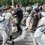 'We Are Unstoppable, Another World Is Possible!': Hundreds Storm Police Lines to Shut Down Massive Coal Mine in Germany
