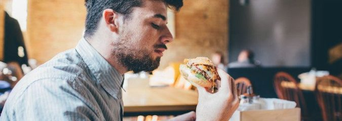 Junk Food Causes Irreversible Damage To Young Men's Fertility