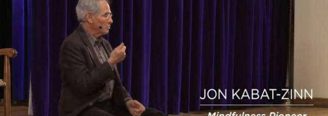 Meditation is a Radical Act of Love | Jon Kabat-Zinn [90-sec Video]
