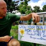 How to Grow and Forage Food Without Owning Land