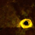 'Lucky' Observation: Scientists Watch A Black Hole Shredding A Star