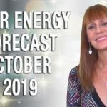 Your Energy Forecast for October 2019: Themes & Goddesses