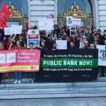 'Stunning Rebuke to Predatory Wall Street Megabanks' as California Gov. Signs Law Allowing Creation of Public Banks