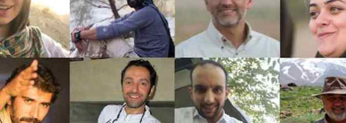 8 Conservationists Convicted of Spying in Iran