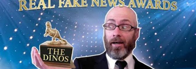 The 3rd Annual REAL Fake News Awards!