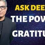 WATCH: How Gratitude Creates Abundance Consciousness | Deepak Chopra [2-MIN VIDEO]