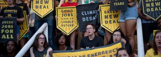 Fueled by 'Eco-Anxiety,' Majority in US Believe Climate Crisis Most Crucial Issue Facing Society: Poll