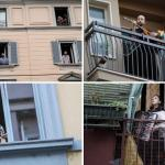 Amid National Quarantine, Italians Uplift Spirits by Singing From Balconies During Global Pandemic