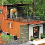 Couple Builds Amazing Shipping Container Home For Debt-Free Living