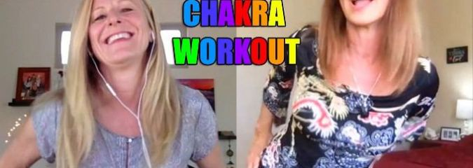 Full Chakra Healing Workout – Root to Crown