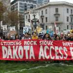 Tribes and Climate Activists Celebrate Court-Ordered Shutdown of Dakota Access Pipeline