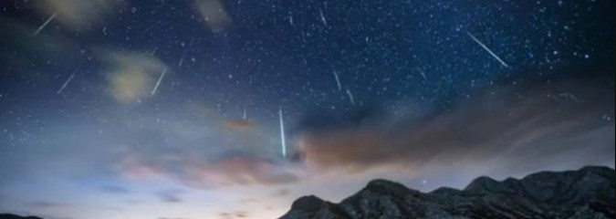 Double Meteor Showers to Dazzle July and August Skies