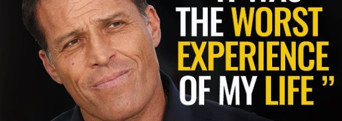 Tony Robbins – One Stranger Changed His Life Forever | Inspirational Speech | Goalcast