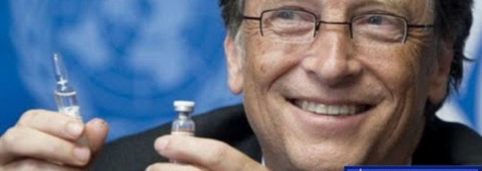 Vaccine Tyranny – Will You Take Bill Gates' Shot?