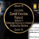 "Moderna's Covid Vaccine Patent Warned of ""Deliberate Coronavirus Release"" 9 Month's Before COVID-19 