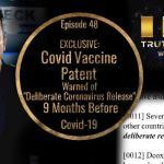 "Moderna's Covid Vaccine Patent Warned of ""Deliberate Coronavirus Release"" 9 Month's Before COVID-19   Ben Swann"