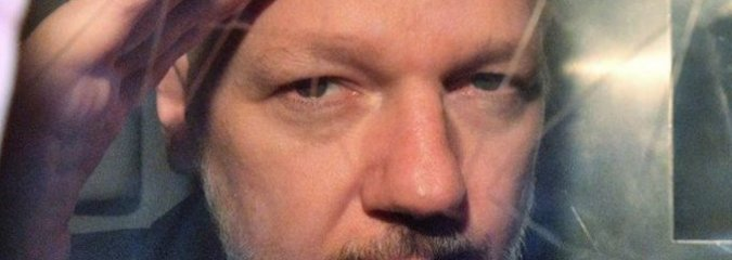 US-Linked Security Company Plotted to Kidnap or Poison Julian Assange, Court Told