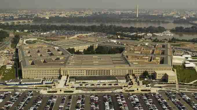 US Pentagon Military