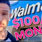 Extreme Budget $100/Month Clean Keto WALMART Grocery Haul | Thomas DeLauer