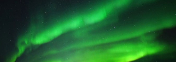 Aurora Borealis: Incredible Northern Lights Ripple Across Murmansk Sky