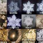The Effect of Human Intentions On Water Crystal Formation