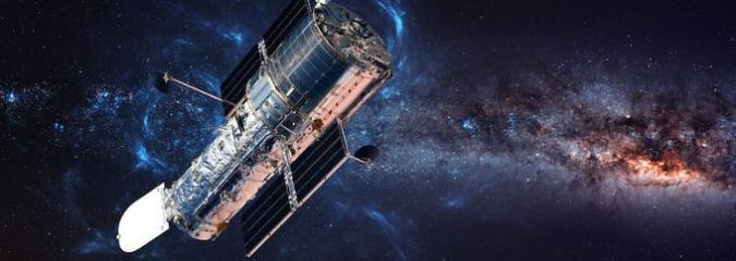 New Hubble Data Explains Missing Dark Matter