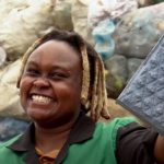 Kenyan Woman's Startup Recycles Plastic Waste into Bricks That Are 5x Stronger Than Concrete